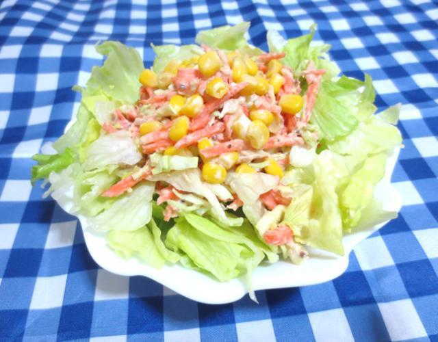 にんじんのツナマスタードサラダ
