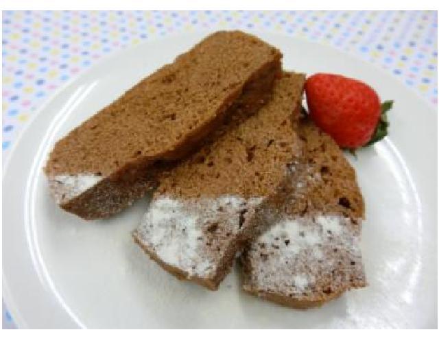 ふんわりチョコケーキ