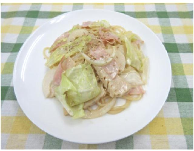 春野菜のパスタサラダ