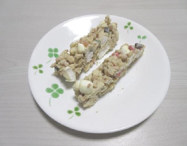 ホワイトチョコバー