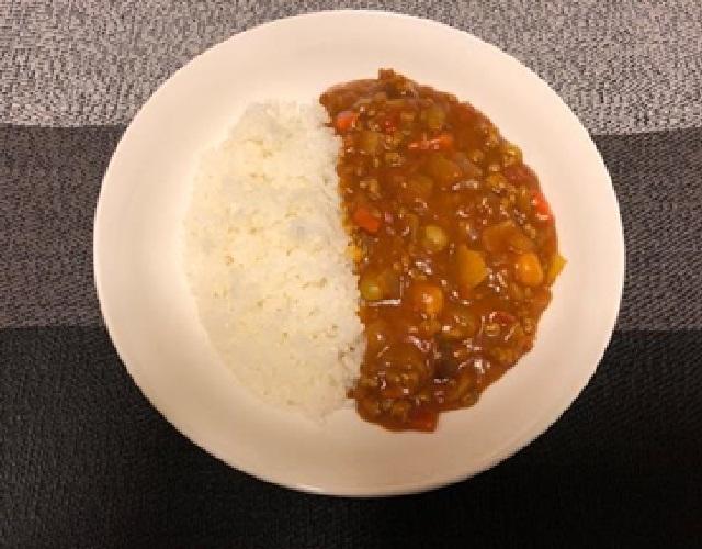 豆まめカレー